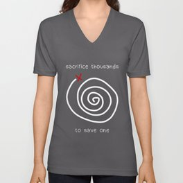 Life is Strange - Sacrifice Thousands Unisex V-Neck