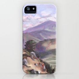 Wildhomestay iPhone Case