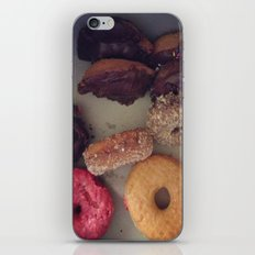 do nuts. iPhone & iPod Skin