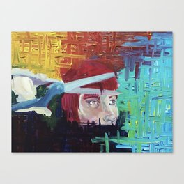 cut Canvas Print