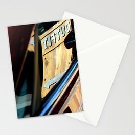 Not Quite A Woodie Stationery Cards