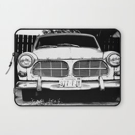 Old Volvo Laptop Sleeve