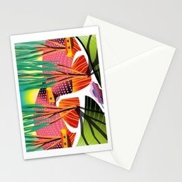 Sunset Curve Stationery Cards