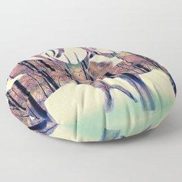 Fine Stags Floor Pillow