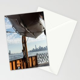 Staten Island Ferry & Lifeboat Stationery Cards