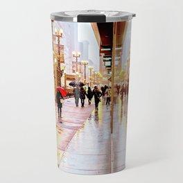 Street Photography Travel Mug