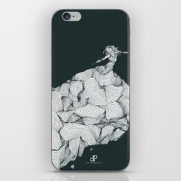Come To Nothing iPhone Skin