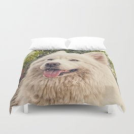 Angel In Disguise Duvet Cover