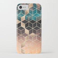 Ombre Dream Cubes Slim Case iPhone 7