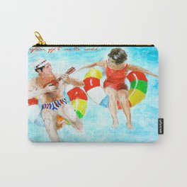 Two Drifters Carry-All Pouch