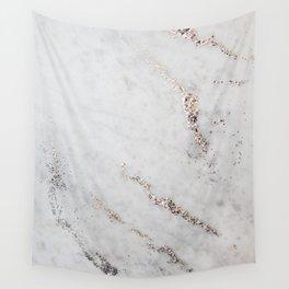 Glitter Marble Dream #1 #decor #art #society6 Wall Tapestry