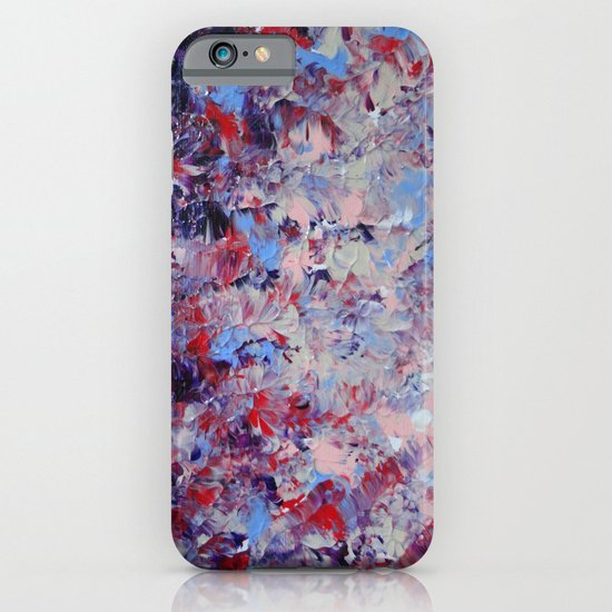 HYPNOTIC SAILOR'S SUNRISE - Stunning Sunset Sunrise Nature Beauty Plum Purple Magenta Ombre iPhone & iPod Case