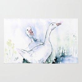 Geese Rug
