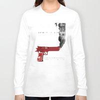 propaganda Long Sleeve T-shirts featuring THC Propaganda by The Hemp Connoisseur  ™