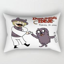 Duhajkodás ideje Rectangular Pillow