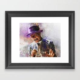 Gord Downie Framed Art Print