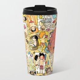 Volley beach Travel Mug