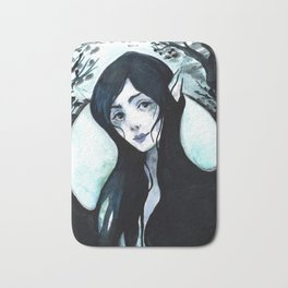 Cover of Darkness Bath Mat