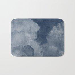 A Bunch of Clouds | Blue Sky Bath Mat