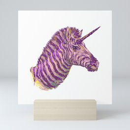 Magic of the Unicorn Mini Art Print