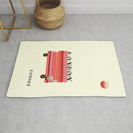 london mini icon  Rug
