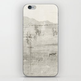 """Vintage Valley"" by Murray Bolesta! iPhone Skin"