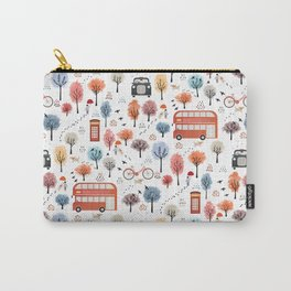 London transport Carry-All Pouch