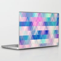 diamonds Laptop & iPad Skins featuring diamonds by Sylvia Cook Photography