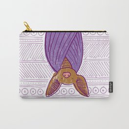 We Have Bats in Our Loft Carry-All Pouch