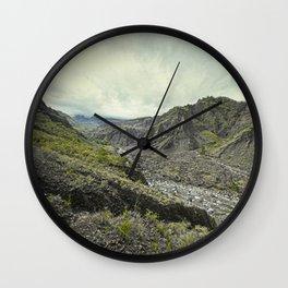 reunion island Wall Clock