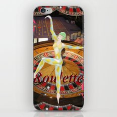Lady Luck iPhone Skin
