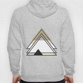 Minimalist Triangle Series 009 Hoody