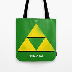 Project Triforce Tote Bag