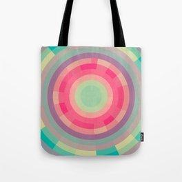 Spiral of colors II Tote Bag
