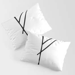 Rune Pillow Sham