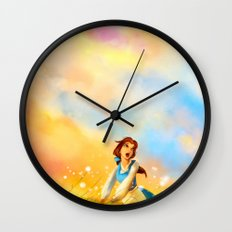 This Provincial Life Wall Clock
