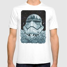 Stormtrooper Treehouse X-LARGE White Mens Fitted Tee