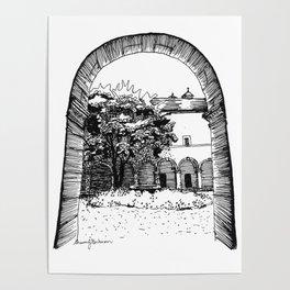 a glance inside Poster
