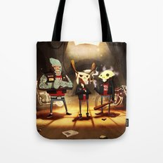 Hell's Mate Tote Bag