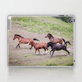 Running Herd Laptop & iPad Skin