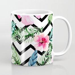 Tropical x Chevron x Islandlife Coffee Mug