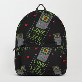 Love is Life Backpack