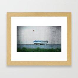 Calmness I Framed Art Print