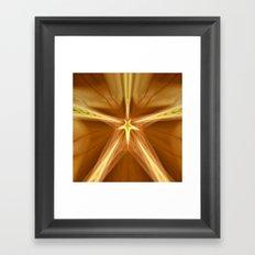 Aldebaran Framed Art Print
