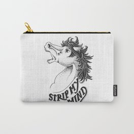 Strip My Mind Carry-All Pouch