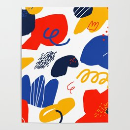 abstraction vol.1 Poster