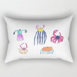 crabs Rectangular Pillow