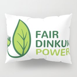 Fair Dinkum Power Pillow Sham