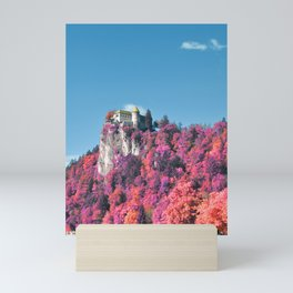 Fairy tale Castle Mini Art Print