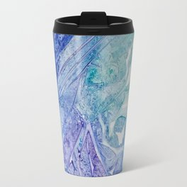 Water Scarab Fossil Under the Ocean, Environmental Travel Mug